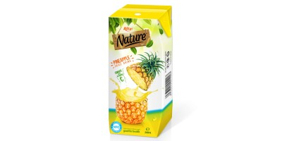 Fresh pineapple Prisma Tetra pak 200ml