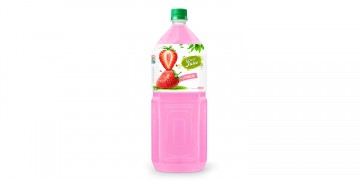 Fruit juice strawberry Pet 2L