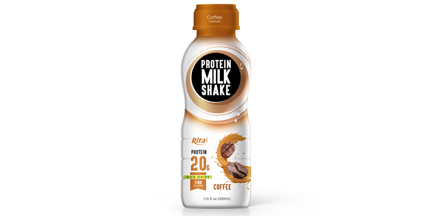 Juice Bottles Protein Milk Shake With Cofee Private