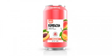Kombucha in can 330ml
