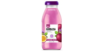 Kombucha passion fruit 250ml