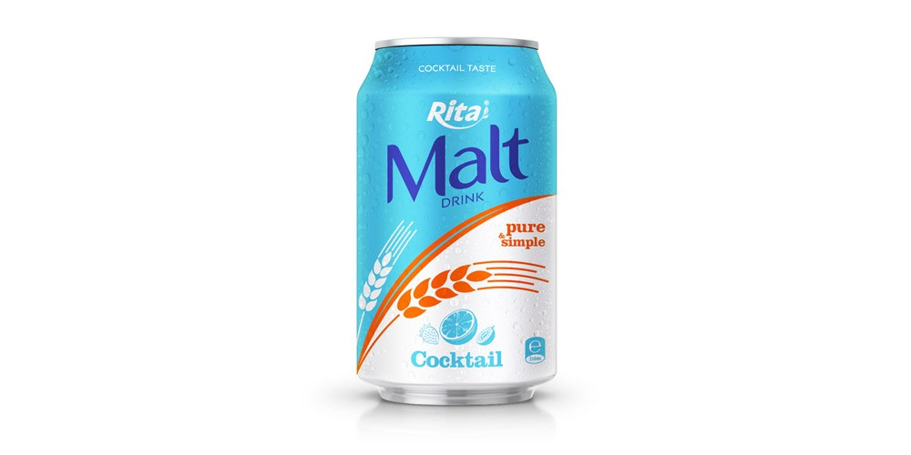 Malt drink cocktail 330ml