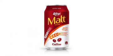 Malt drink coffee 330ml