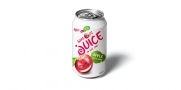 Manufacturing Suppliers fruit apple juice 330ml