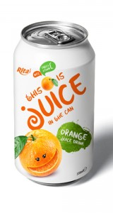 Manufacturing Suppliers fruit orange juice 330ml