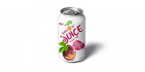 Manufacturing Suppliers fruit passion juice 330ml