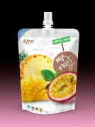 Mixfruit juice  300ml in bag