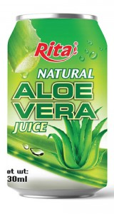 Natural aloe vera juice 330ml