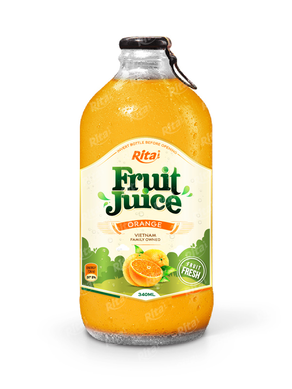NFC - Natural beverage from Vietnam - RITA FOOD & DRINK CO ...