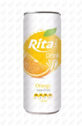 Orange juice drink 250ml