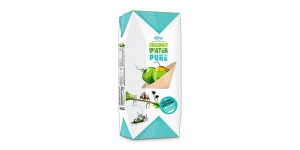 Paper box 200ml Coconut water