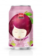 Passion juice drink