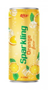 Price OEM Sparkling ORANGE juice