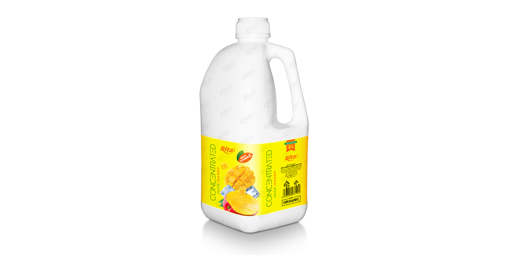 Private label products Concentrated mango juice - Private label