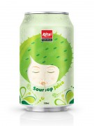 Soursop juice 330ml