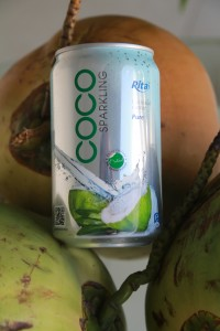 Sparking Coconut water 330ml  2