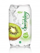 Sparkling kiwi juice drink 350ml Pet bottle