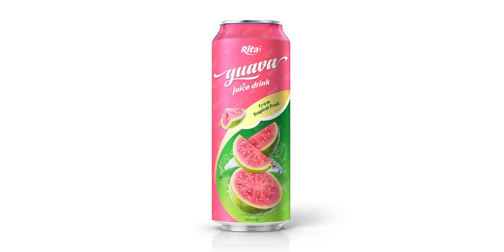 The best fruit guava juice 500ml 1