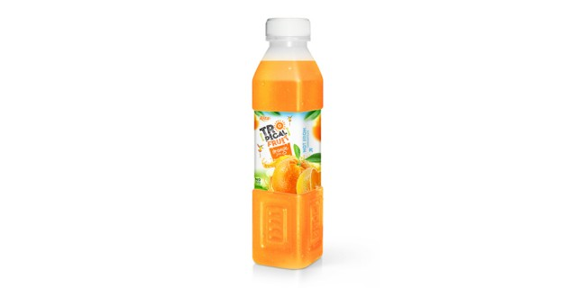 Tropical fruit orange Pet bottle 500ml