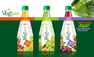 Veg juice Pet 290ml
