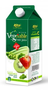 Vegetable-1000ml Paper-box