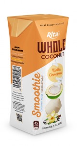 Whole Coconut Smoothie 200ml aseptic 02