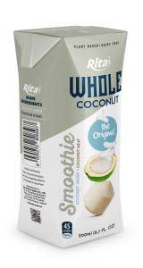 Whole Coconut Smoothie 200ml aseptic 03