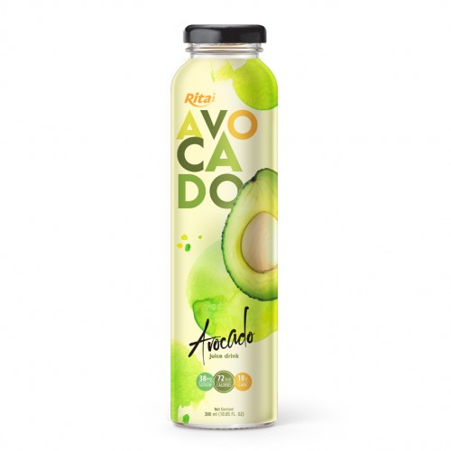 avocado juice drink 300ml bottle