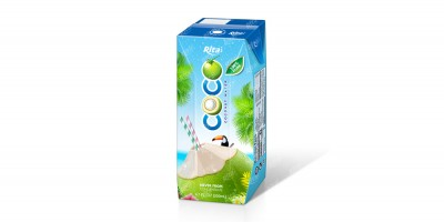 best drinks Coco water 200ml Prisma Tetra