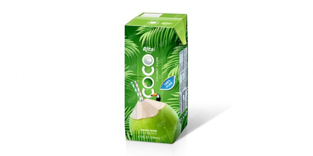beverage development Coco water 200ml Prisma Tetra