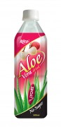 bottle-aloe-lychee-500ml no-sugar
