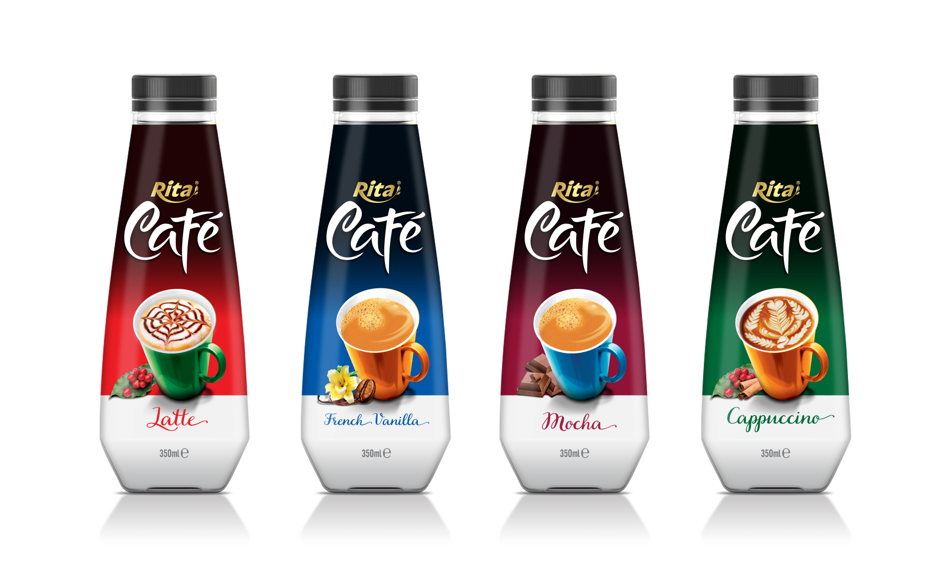 Coffee Drinks Series