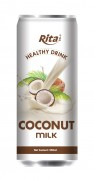 coconut milk healthy drink 250 ml