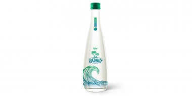 coconut waterwholesale price glass bottle 300ml