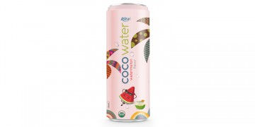coconut waterwholesale price with watermelon 320ml