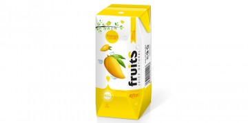 fresh mango juice Prisma Tetra pak 200ml