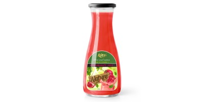 fruit brands Fruit juice 1L Glass bottle