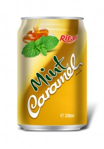 mint Caremel 330 ml