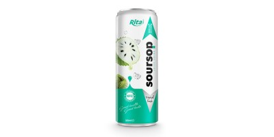 private label fresh Fruit soursop  330ml