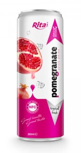 private label fresh  Fruit pomeganate 330ml