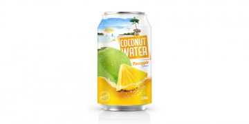 tropical fruit coconut with pineapple flavor 330ml
