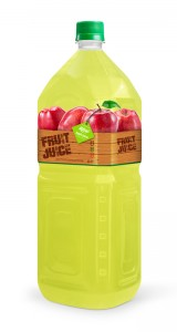tropical fruit drinks  apple 2L pet