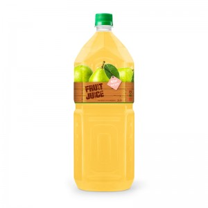 tropical fruit drinks pear 2L pet