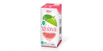 vatamin C plus fruit guava in tetra pak
