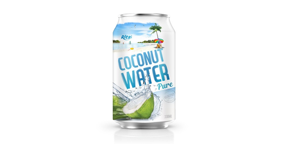 wholesale price coconut water pure 330ml